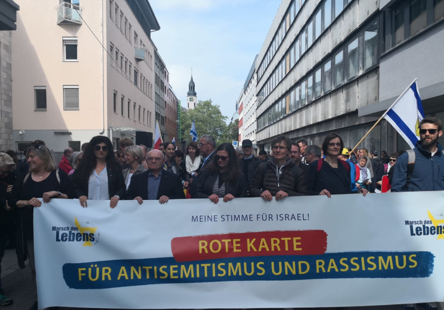 From Berlin to DC: Assault on Jewish symbols
