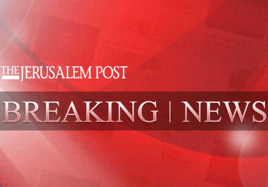 Breaking news: rockets strike Israel by the hundreds.
