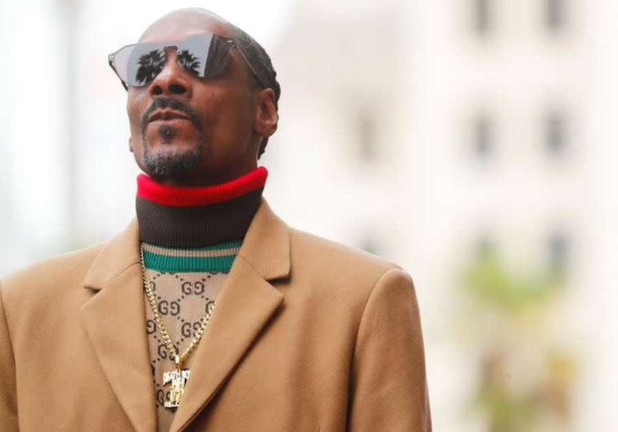 Snoop Dogg: The new brand rep for Israeli cannabis startup