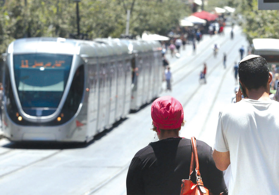 Jerusalem by rail: What's the latest on the capital's light rail lines?