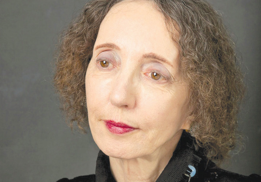 Chat with Joyce Carol Oates: Jerusalem Writers Festival
