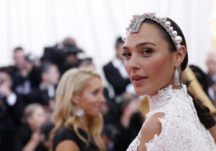 Gal Gadot at the Met Gala, May 6, 2019