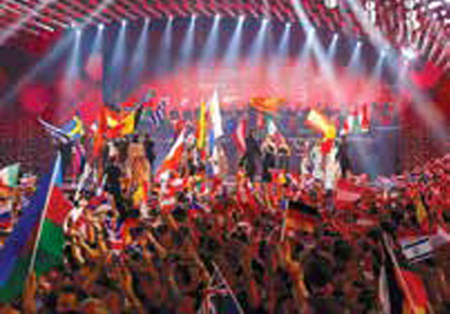 Why I love Eurovision