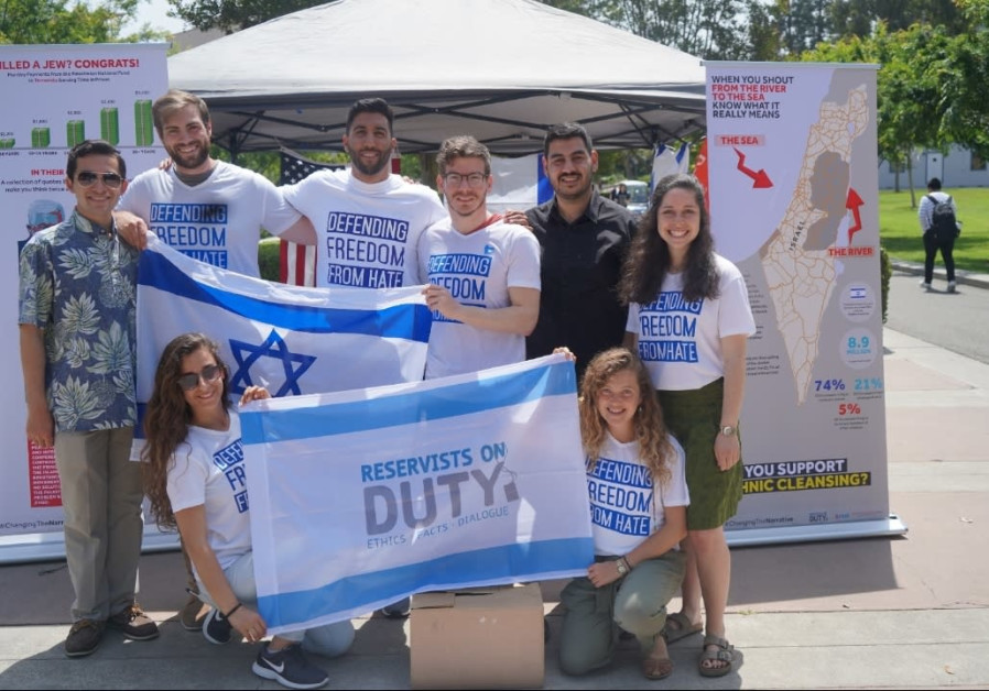Boston immigrant soldier turns BDS lies into fight for truth