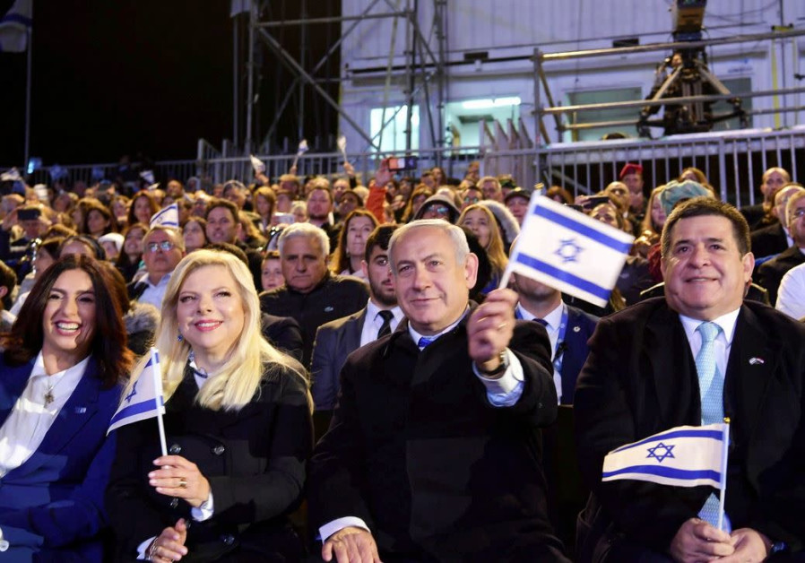 Netanyahu: Israel is 'a hope among the nations and a hope for the nations'