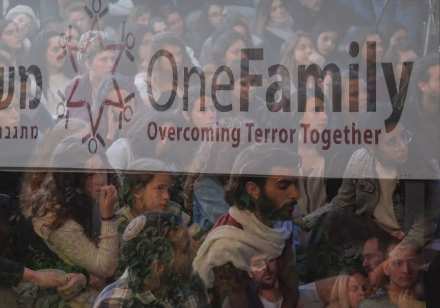 One Family hosts Memorial Day ceremony for victims of Terror