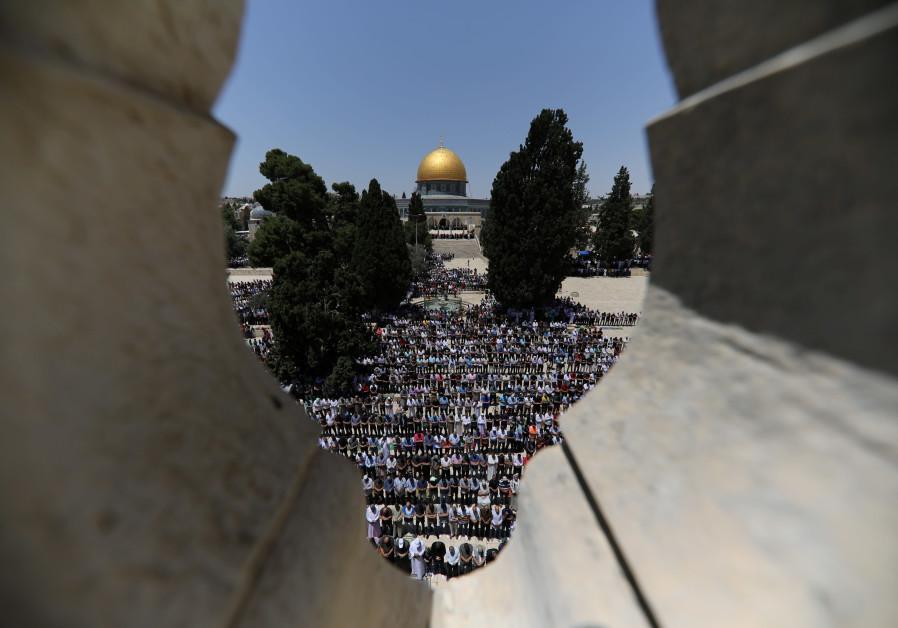 Jerusalem Police brace for second Ramadan Friday prayers in Old City