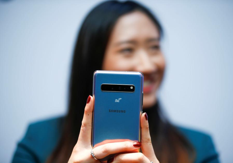 Israeli technology at heart of Samsung's innovation push