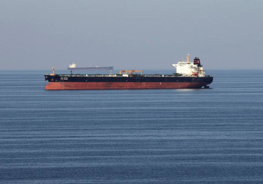 U.S. demands Iran free seized ship, vows to protect Gulf oil lifeline