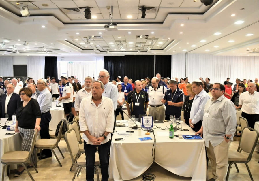 2019 Maccabi World Union Congress