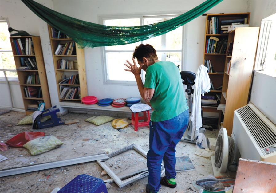 A violent escalation in Gaza