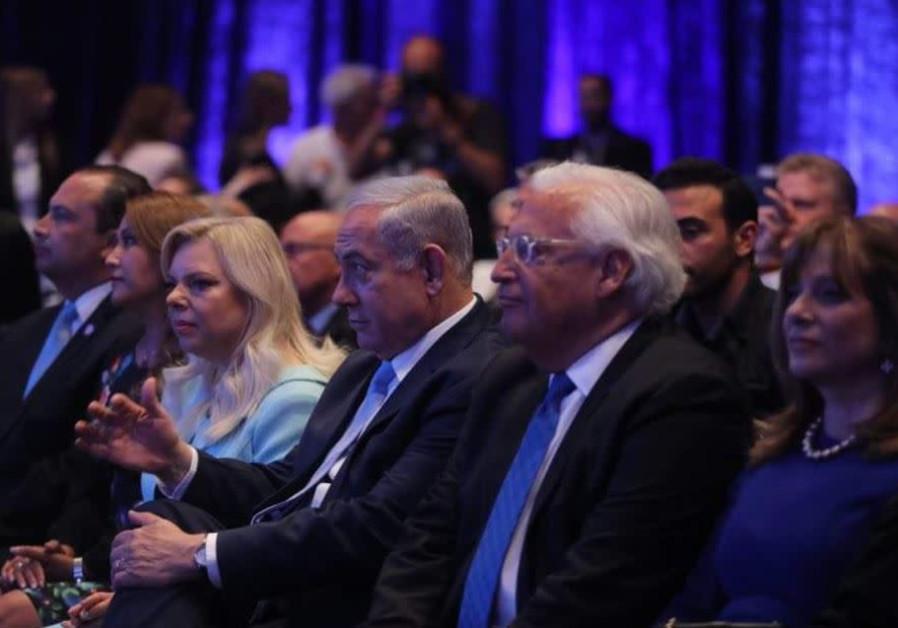 Friedman: US embassy in Jerusalem is ancient city's 'newest shrine'