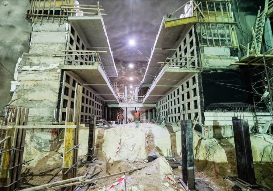 Jerusalem catacomb system to address cemetery overcrowding