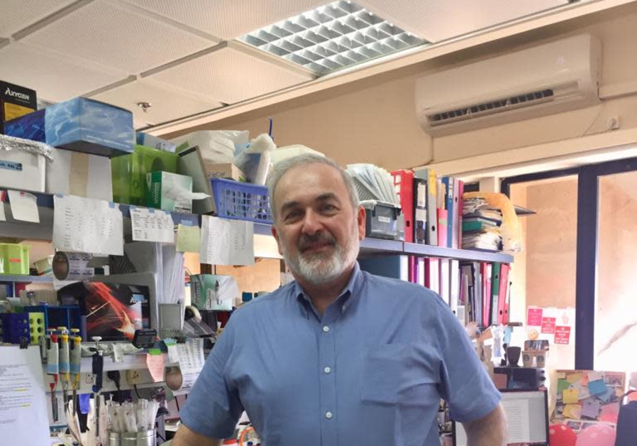 TAU to honor Jewish geneticist Adrian Krainer, who discovered treatment for SMA, with an honorary do