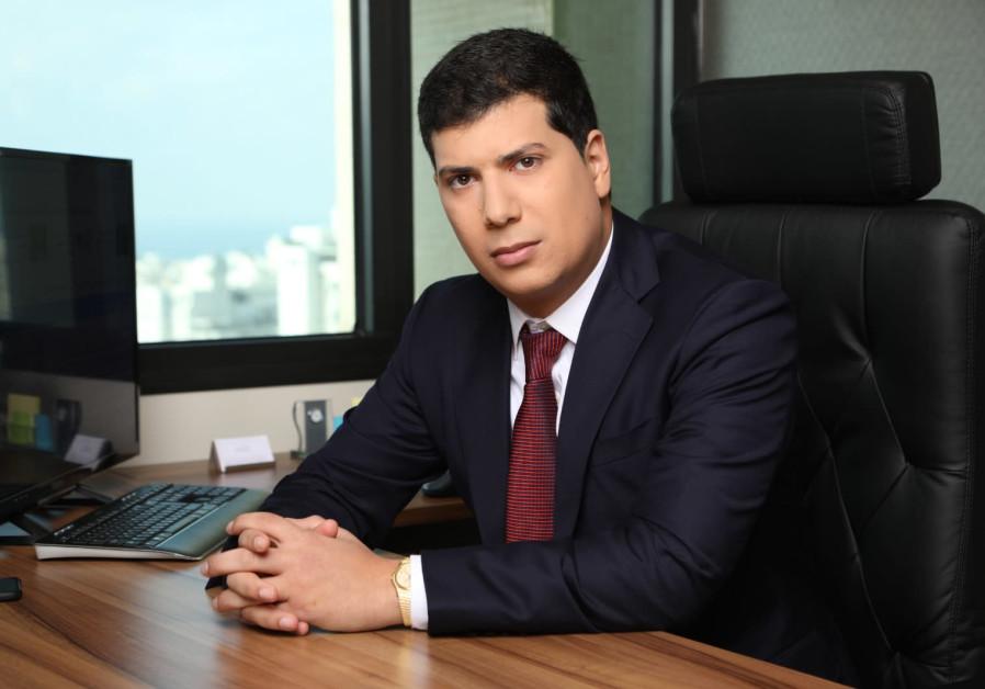 Boaz Harpaz's lawyer Amit Hadad