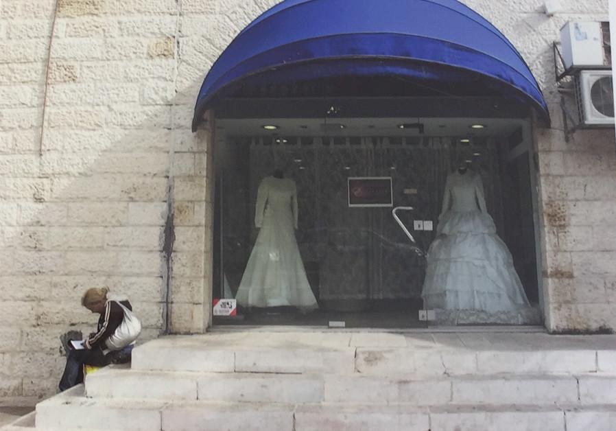 Jerusalem galleries 'dress' for success