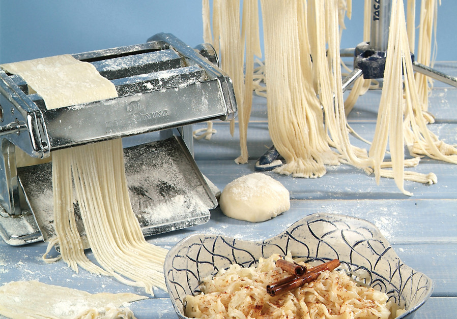 Pascale's Kitchen: Delicious homemade pasta