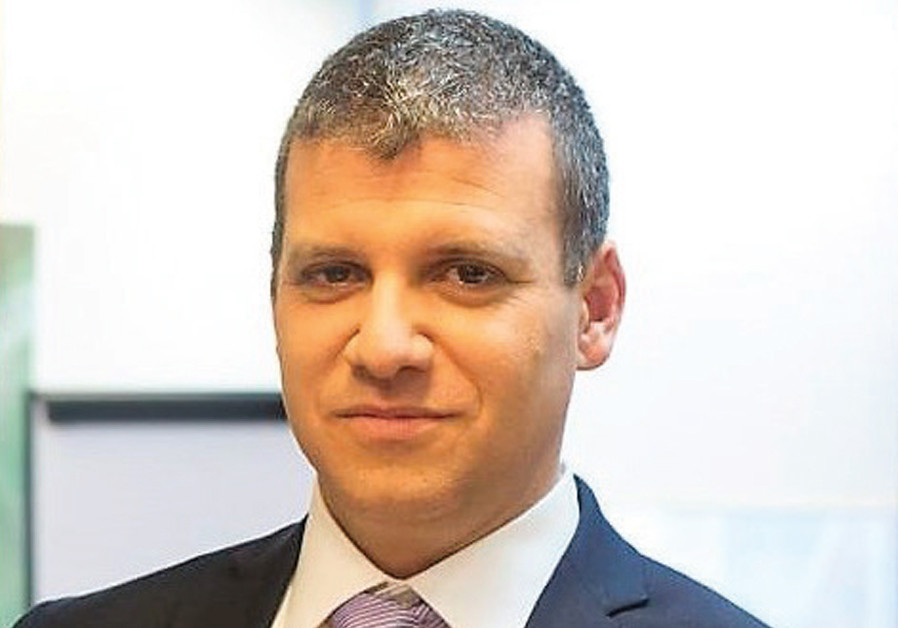 ODED HAR-EVEN, partner and managing director of ZAG/Sullivan Law Firm. (Credit: RAMI ZARNEGAR)