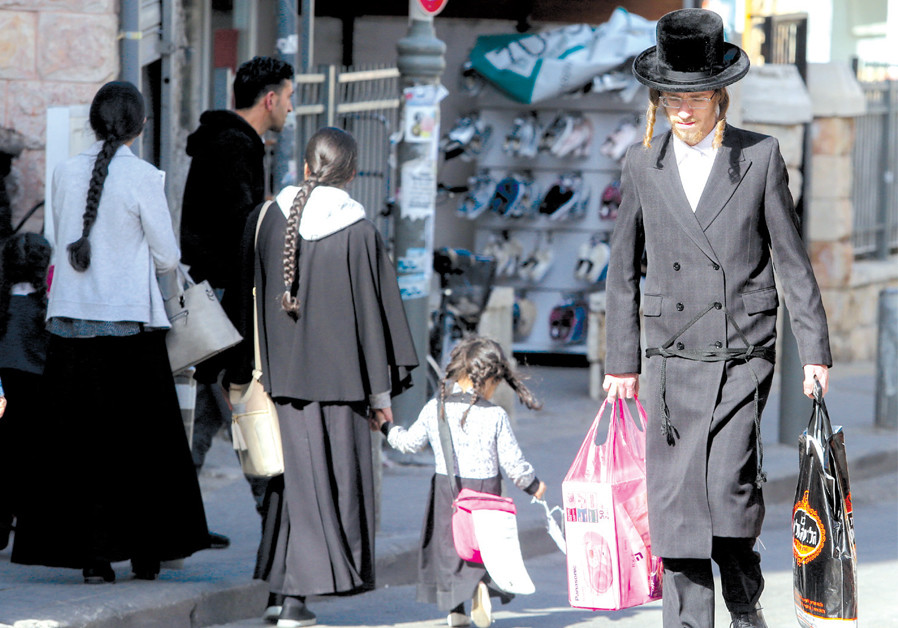The ultra-Orthodox community on the conservatism-modernism spectrum