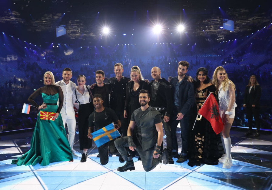 The 10 acts that made it through the  second semi-final.