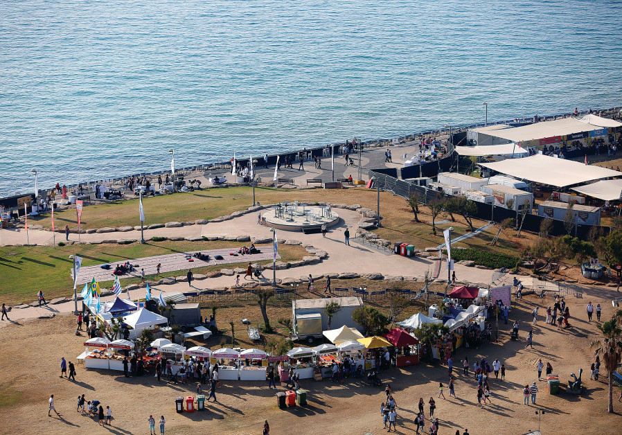 Cuisine to die for, Tel Aviv combines food fair with