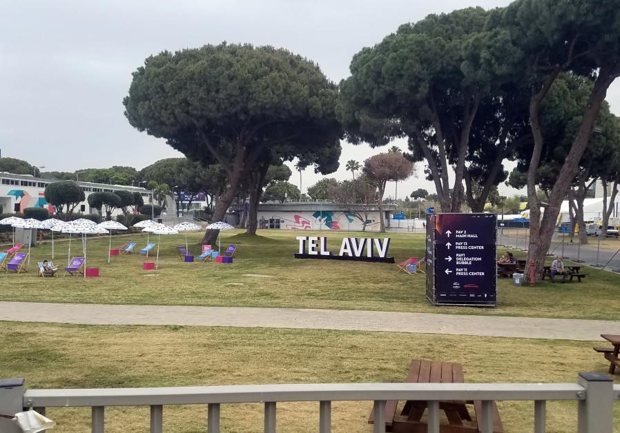 Will Tel Aviv get a Eurovision boost?