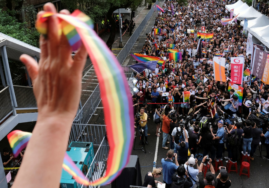 Seven facts as Taiwan becomes Asia's first to allow same-sex marriage