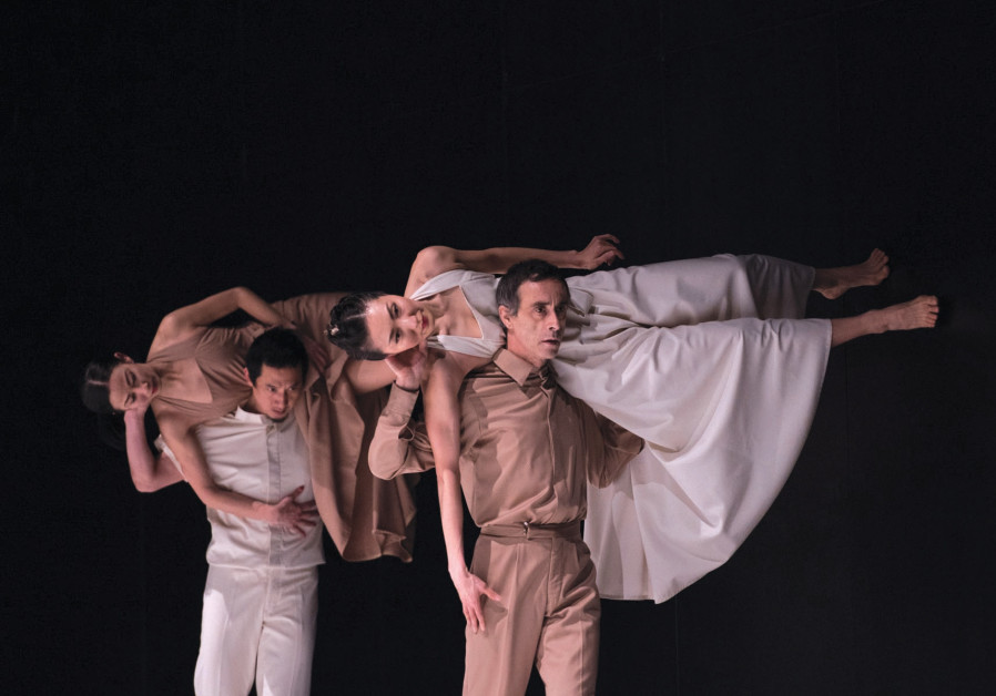 German choreographer Sasha Waltz wows with 'Continu'