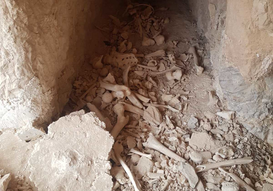 2,000 year-old Jewish bones from Jericho receive burial in Kfar Adumim