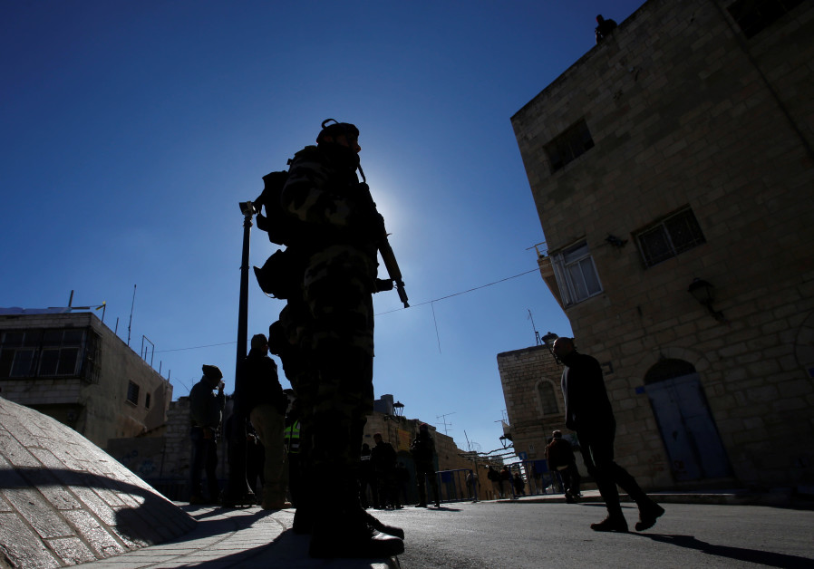 Israel allows PA security services to bring armored vehicles into West Bank
