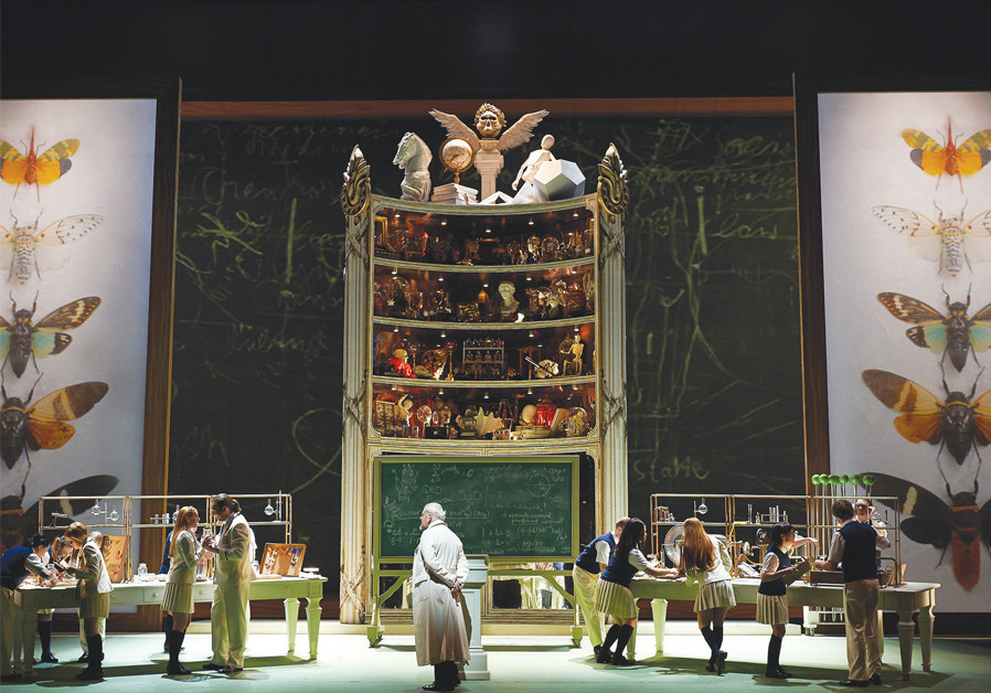 Rarely performed opera takes center stage