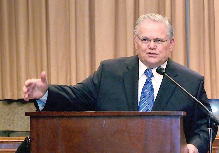 HAGEE: 'ISRAEL and the Jewish people face many threats, thus we must continue to grow.' (Credit: Wikimedia Commons)