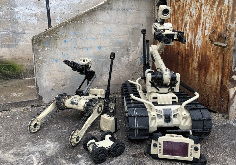Tel Aviv company to supply robots to New Zealand Defense Force