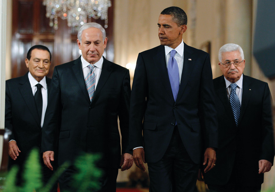 Give pressuring the Palestinians a chance