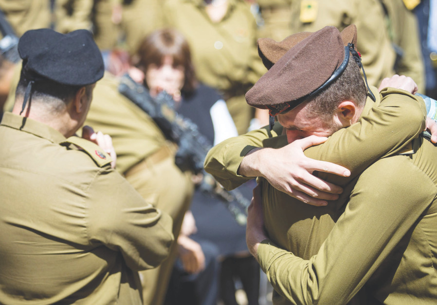 Going at it alone: IDF's handling of soldiers' suicide