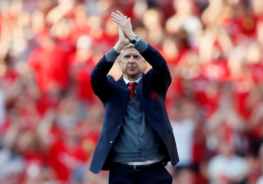 Ex-Arsenal manager Arsène Wenger joins Israeli sports start-up