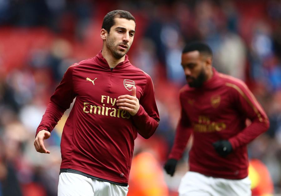 Azerbaijan rejects safety concerns by Arsenal's Armenian midfielder