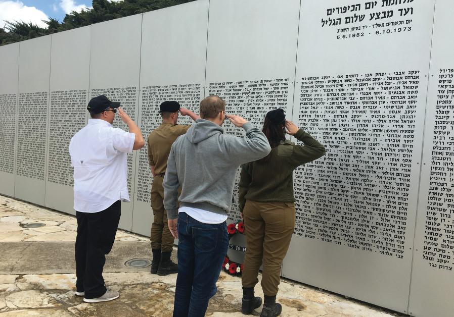 US Army veterans find comfort in Israel