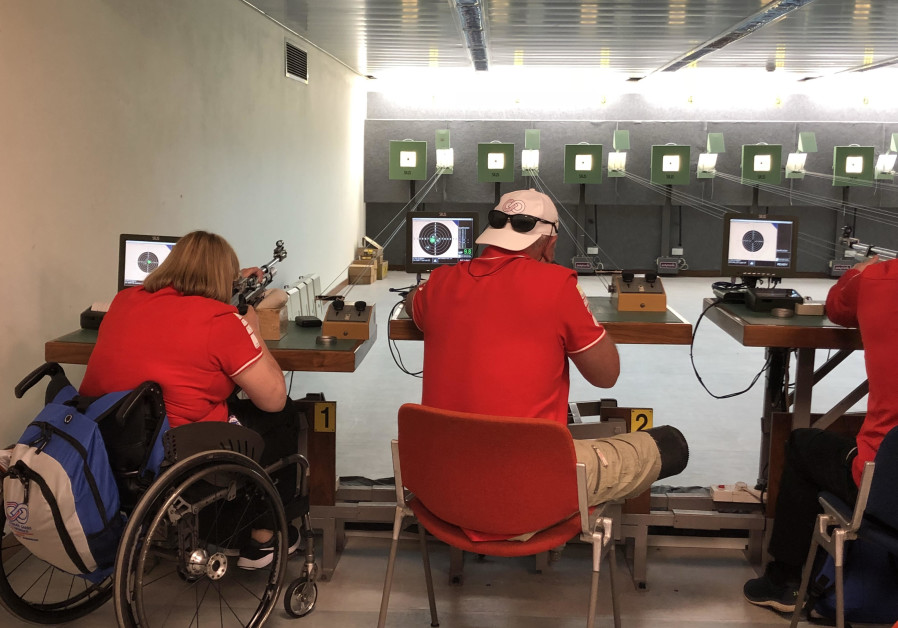 Overcoming disabilities through competitive sports