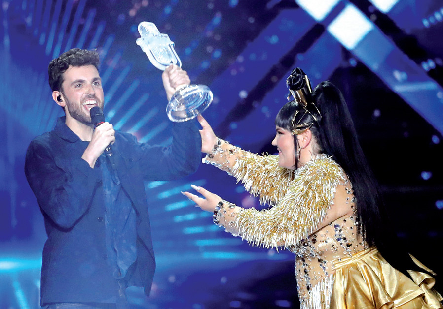 KAN wins 2019 Venice TV award for Eurovision