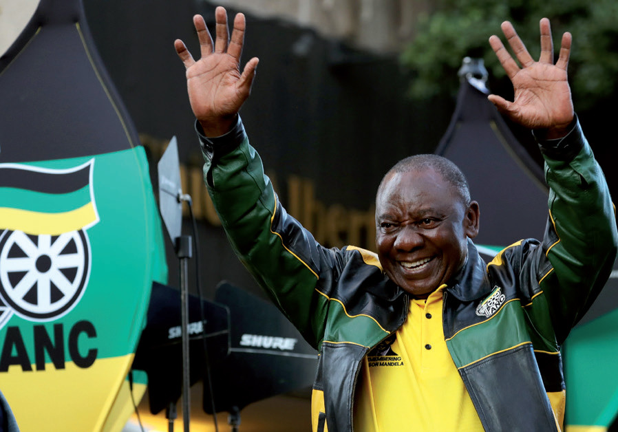 South Africa's May election
