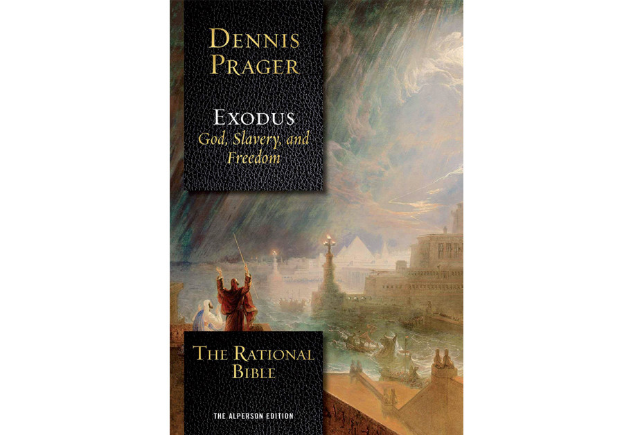 New Dennis Prager book examines Bible, Judaism and faith