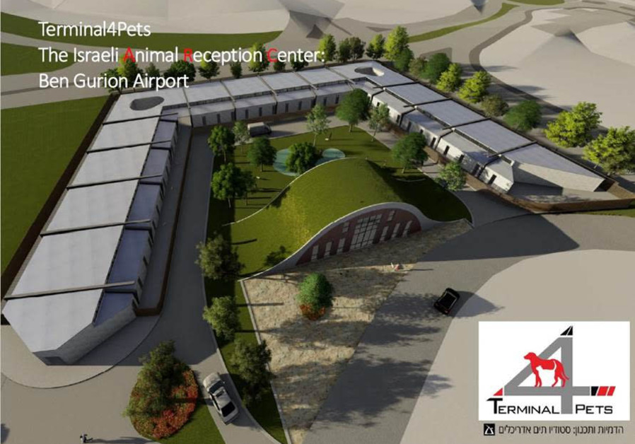 Animal reception terminal to open at Ben-Gurion Airport in 2020