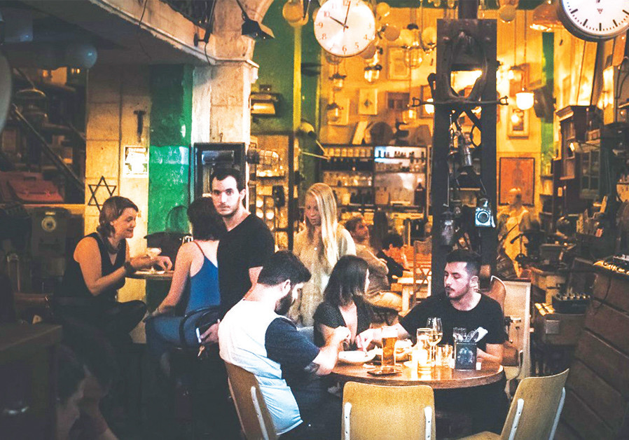 Jaffa's first Ruin Bar: Budapest's night-life lands in Israel