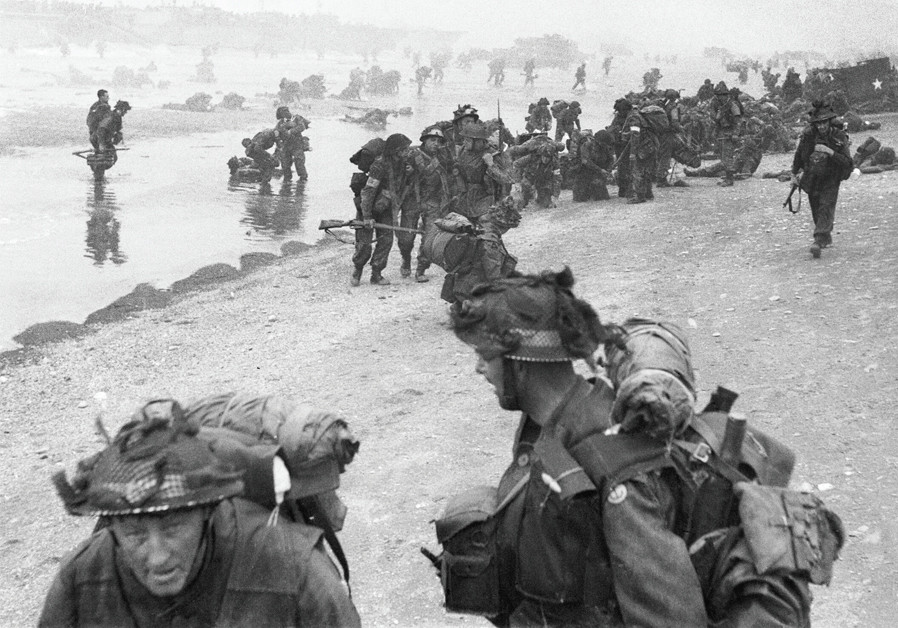 75 years later: How many Jews fought in D-Day?