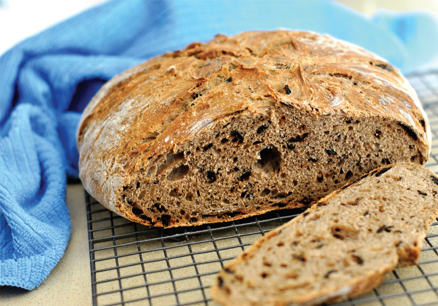 PASCALE'S KITCHEN: Fresh bread for Shavuot