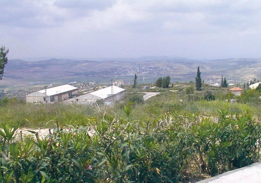 Time to rebuild northern Samaria