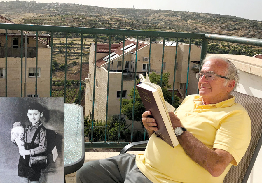 Aliyah profile: A tribute from the heart - My father-in-law's long journey