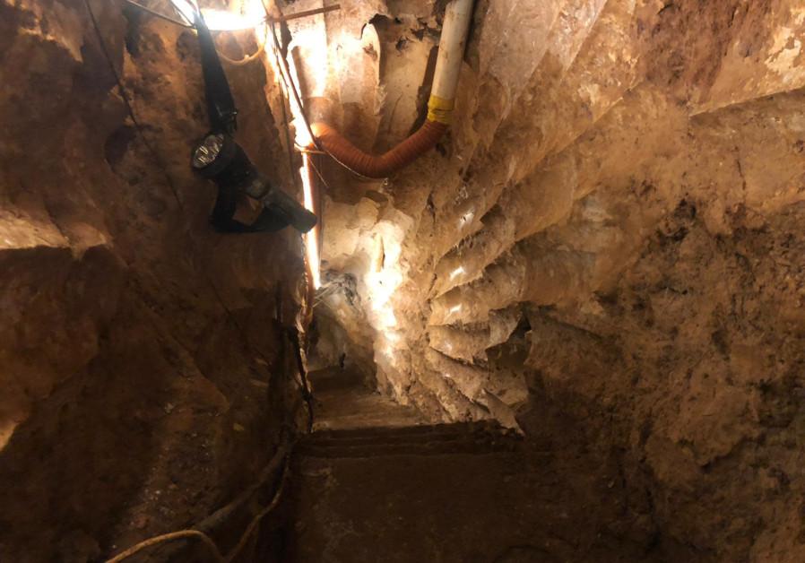 Hezbollah tunnel