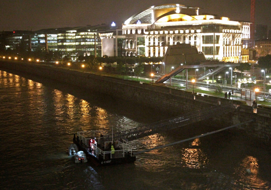 7 South Koreans killed, 19 missing after Hungarian boat capsizes on Danube